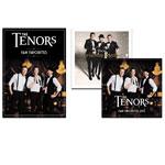 The Tenors: Fan Favorites - DVD of program + CD of Program + Christmas CD