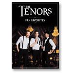 The Tenors: Fan Favorites - DVD of program