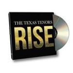 The Texas Tenors: Rise CD