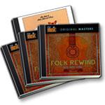 Folk Rewind Volumes 1, 2 & 3 CD's + Best of Peter Paul & Mary CD