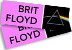 Brit Floyd: 2 general admission tickets Red Rocks concert on June 6, 2019 + Live at Red Rocks DVD