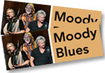 Moody Blues: 2 Tickets to Fiddler's Green concert on June 20, 2017 + DVD of program