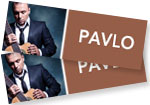 Pavlo: 2 tickets to see Pavlo on Friday, October 12, 2018 at The Soiled Dove Underground + CD of program