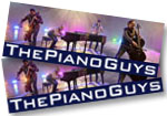 The Piano Guys: 2 tickets (price-level 2) to Red Rocks concert on August 20, 2019 + CD/DVD set