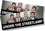 Under the Streetlamp: 2 tickets to 4pm concert on March 5, 2017 at the Pikes Peak Center + Rockin Round the Clock DVD