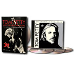 Tom Petty and the Heartbreakers: Gainsville DVD + American Treasure 4-CD Box set