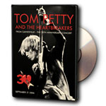 Tom Petty and the Heartbreakers: From Gainsville - DVD of program