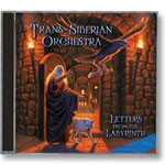 Trans-Siberian Orchestra: Letters from the Labyrinth CD