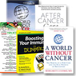 A World Without Cancer: DVD + 3 Books + Shopping List Card