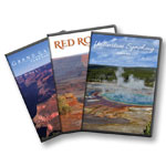 Yellowstone Symphony DVD + Grand Canyon DVD + Red Rock Serenade DVD