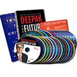 You Are the Universe with Deepak Chopra: 25 DVD's + 2 Books + Website