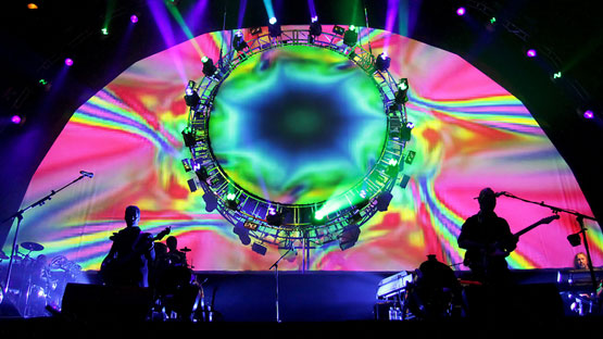 Brit Floyd Live at Red Rocks