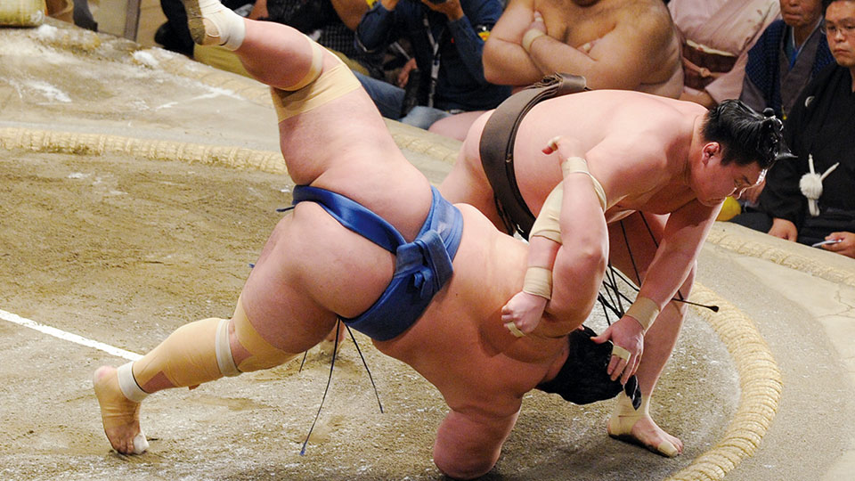 Grand Sumo Highlights