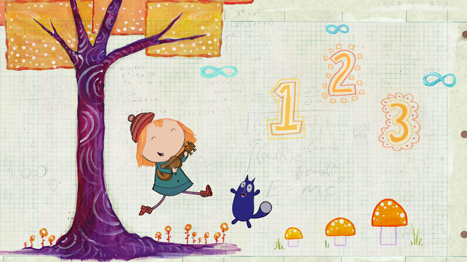 Peg Plus Cat