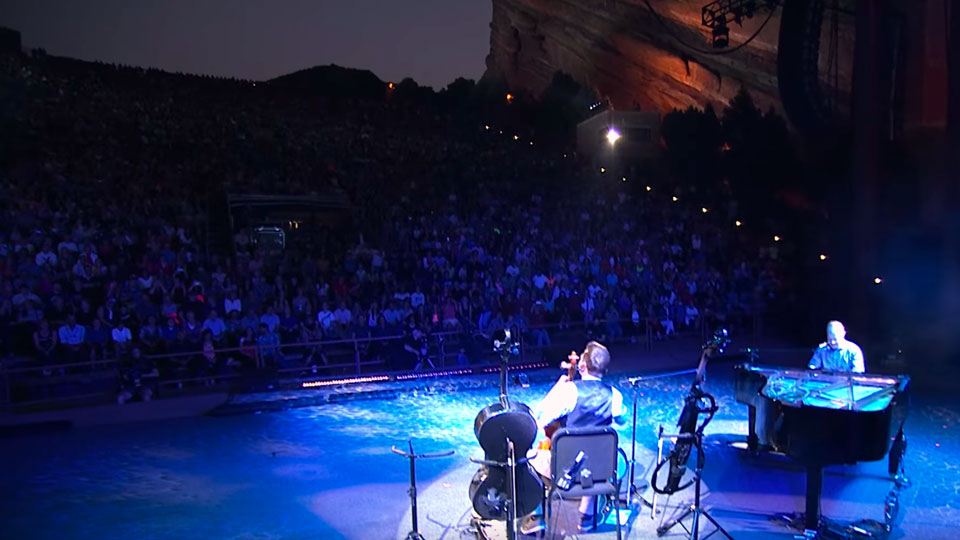 Piano Guys Live at Red Rocks; The