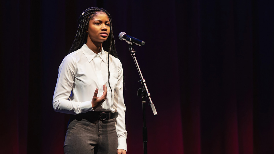 Words by Heart: a Showcase of the 2021 Colorado Poetry Out Loud State Finals