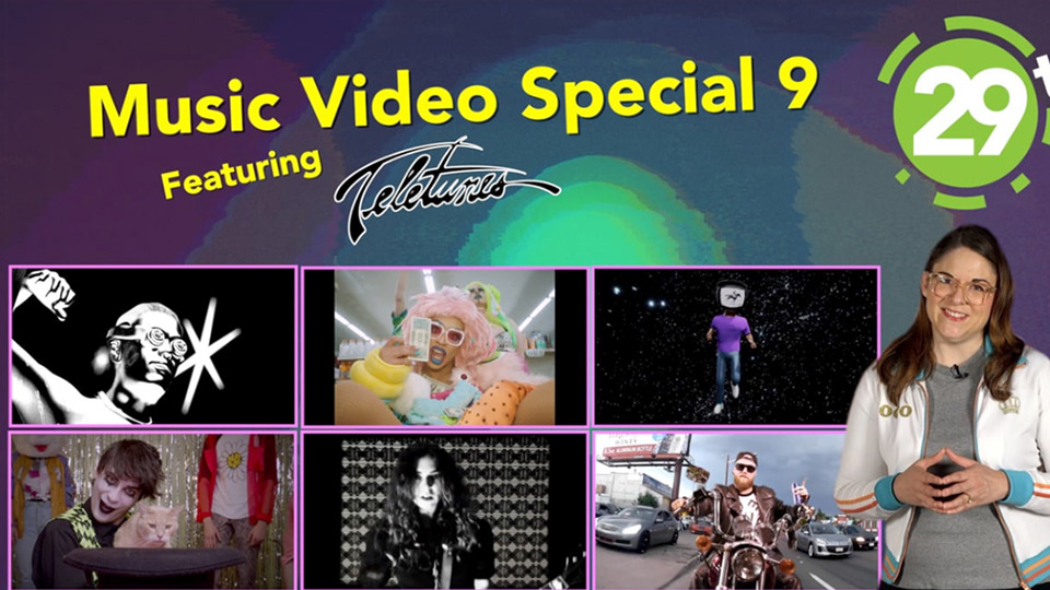 Sounds On 29th: Music Video Specials