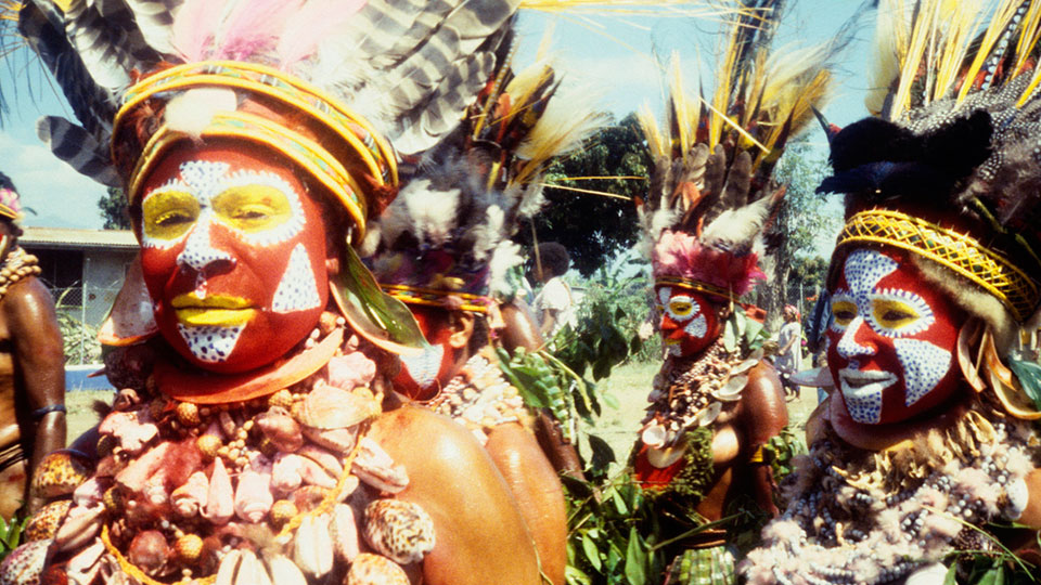Globe Trekker: Papua New Guinea Islands