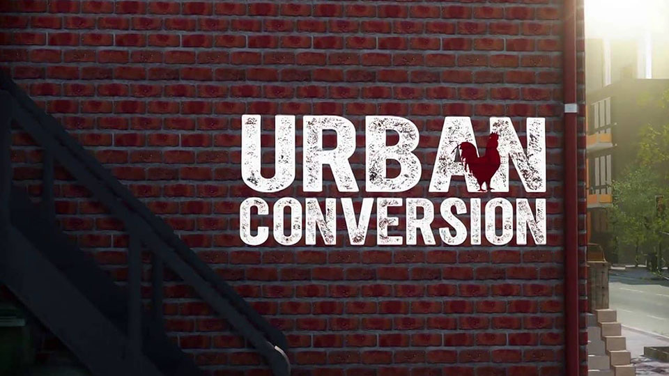 Urban Conversion