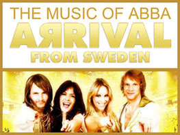 The Music of ABBA Arrival from Sweden