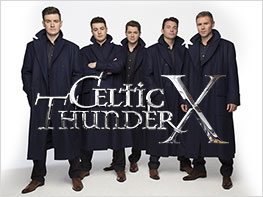 Celtic Thunder X Tickets
