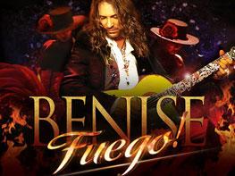 Benise 'Fuego!' Spirit of Spain Tour