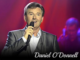 Daniel O'Donnell: Back Home Again Tickets