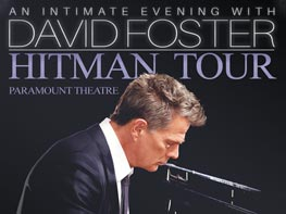David Foster Tickets