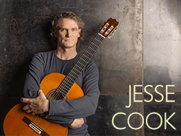 Jesse Cook: Beyond Borders