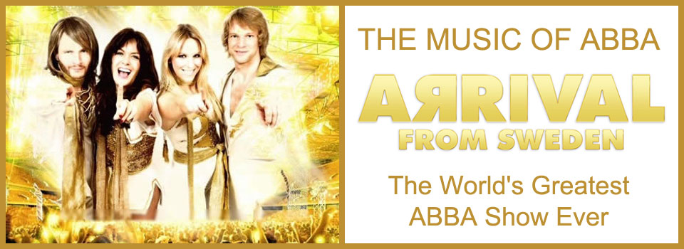ABBA Arrival From Sweden Tickets