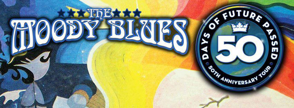 The Moody Blues 50th Anniversary Tour