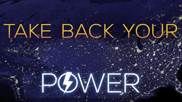 take back your power logo