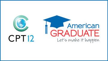 CPT12 American Graduate Logo