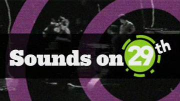 Sounds on 29th