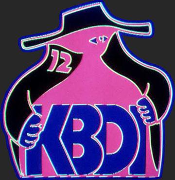 old kbdi logo