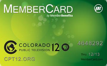 CPT12 MemberCard
