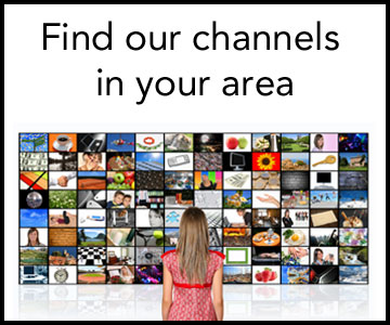 find our channels