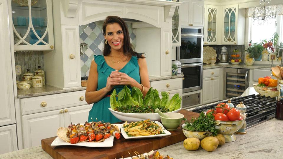 julie taboulies lebanese kitchen - Lebanese Kitchen