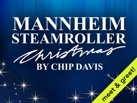 Mannheeim Steamroller Tickets
