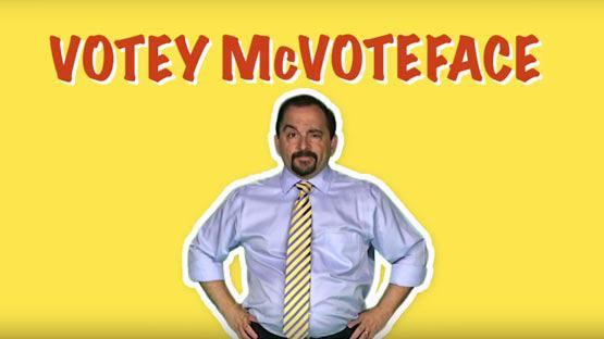Votey McVoteface