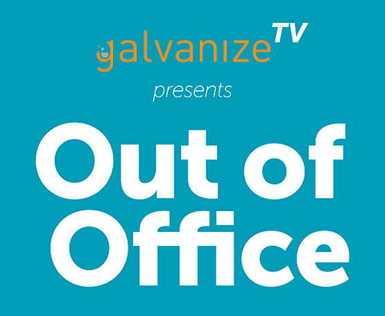 Galvanize Out of Office logo