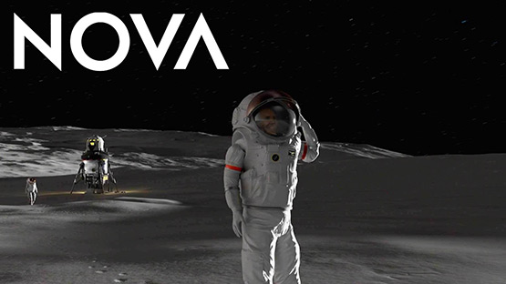 NOVA Back to the Moon