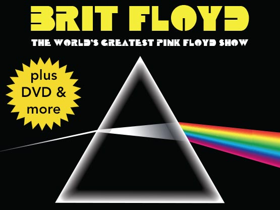 Brit Floyd graphic