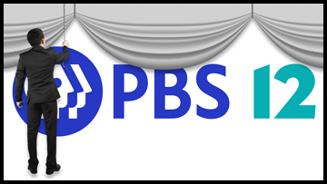 PBS12 logo unveiling