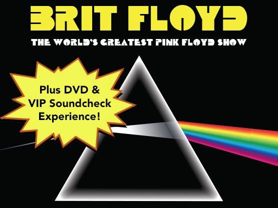 Brit Floyd VIP