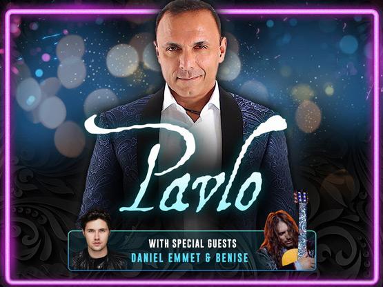 Pavlo Virtual Tickets