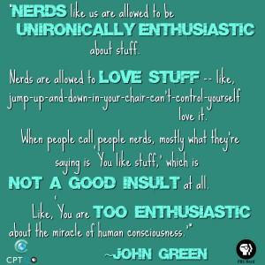 nerd-john-green